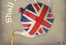 ♦ If It's British, it must be good! ♦ / I heard that growing up many times lol. ...mom's parents were born there, dad was stationed there in WWII where he was a navigator in the RCAF and was the sole survivor of an airforce plane crash. I had the pleasure of spending a summer there. / by April *Pinner*
