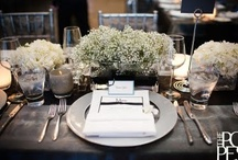 Color Palette: Silver & Gray Wedding Inspiration