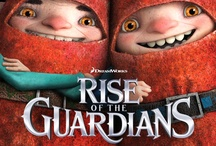 Rise of the Guardians / Dedicated to DreamWorks' RISE OF THE GUARDIANS!