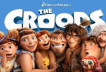 The Croods / Dedicated to DreamWorks' THE CROODS!