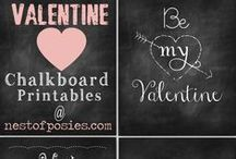 Valentine's / by Mafalda S.
