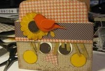 Fall Cards / by Linda Edwards
