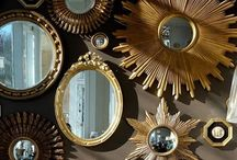 MIRRORS / Decorate with mirrors...the amazing accessory
