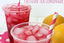 Yummy Drinks / Helppoja ohjeita herkullisista juomista