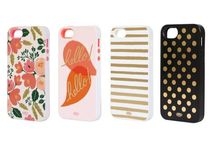 art:iphone / Cute cases I've found around the web. Many of them are imported from my wanelo page!  / by Sydnie Rock