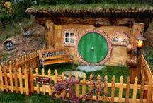 The Hobbit /  Inconditionnels du roman ou simples curieux de nouvelles expériences se donnent rendez-vous sur Abritel.fr pour un périple au fin fond du Montana dans une véritable maison de Hobbit !