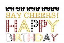 Sammy's Birthdays