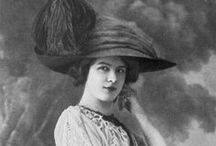 Ms. Dress Up / A history of women's clothing and some of my favourite gowns. / by Lou Ann Shipp