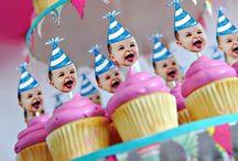 Zackary's 1st Birthday