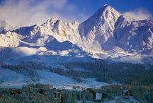 Vacances au ski / Amateurs de glisse et/ou de fondue ? Voilà de quoi trouver l'inspiration pour vos prochaines vacances au ski !