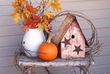 Holidays - Fall