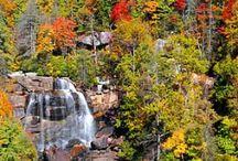 Travel *Tennessee/North Carolina*