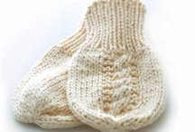 Mittens / Little extremities deserve soft organic cotton, too