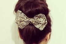 Hair Style/ peinados / by kimeras nails
