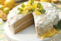 Treats : Cakes / by Kristen Kline