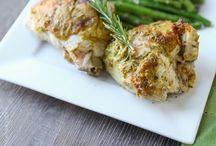 Main Dish : Chicken  / by Kristen Kline
