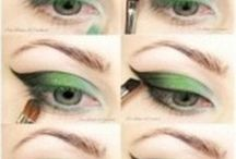 Ideas : Hair & Makeup  / by Kristen Kline