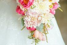 Bridal bouquets  / Ideas for bridal bouquets.