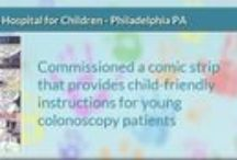 A History of Caring for Children / For over 140 years, St. Christopher's Hospital for Children has been working tirelessly to help protect, heal and enrich the lives of our community's children. Now, we've further expanded our services. In addition to caring for pediatric patients locally in the Philadelphia area, we also have six specialty pediatric locations, four general pediatric offices, outpatient pediatric therapy, sports therapy, and two urgent care centers. www.stchristophershospital.com
