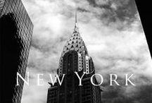 New York Posters / New York City Posters : kitazawa-office