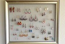 Jewelry Organization / #jewelryorganizers #organization
