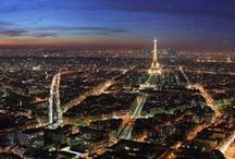 City of Lights and LOVE / Paris... have you been?  Ohhlala!