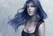 Fantasy Charakter / Bilder von Elfen und Fantasy Charakteren die nicht aus World of Warcraft sind.