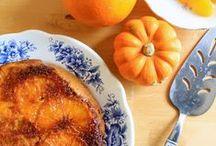 Pumpkin and Squash • Potiron & courges (mine)