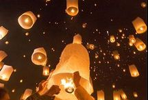 Event :: Lantern Festival / Pingxi, Taiwan – Feb. 23 (for 2014) Watch the sky light up during one of the world's largest lantern festivals. If you're looking for a little magic, there is nothing more surreal than a sky ablaze with thousands of floating lanterns.