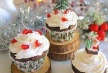 Recettes de Noël • Christmas recipes (mine)