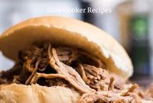 Crock Pot (Slow cooker) Recipes