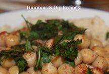 Hummus & Dip Recipes