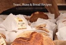 yeast breads and buns