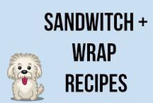 Sandwich Recipes (and Wraps)