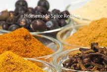Homemade Spice (and Rub) Recipes