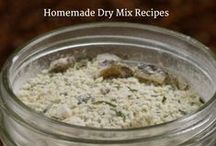Homemade Dry Mix Recipes