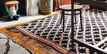 rug & blanket & throw