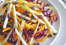 Raw recipes • Cuisine crue (mine & inspiration)