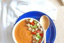 Summer salads & cold soups