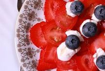 4th & 14th of July (Bastille Day) food ideas