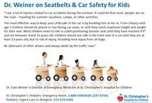 Safety Tips for Pediatrics / Dr. Evan Weiner, director of the emergency department at St. Christopher's Hospital for Children, sees a lot of accidents and injuries come through the ER. He offers several tips for families & parents.