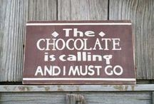 Quotes / Inspiring Chocolaty Quotes