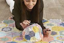 Crocheter avec Saxe / Découvrez nos publications dédiées au crochet et autres frivolités !