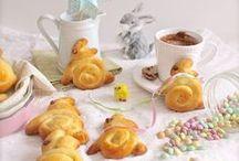 Easter recipes • Recettes de Pâques