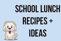School Lunch Recipes & Ideas