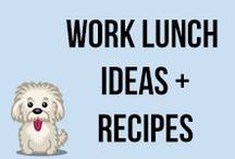 Work Lunch Recipes & Ideas