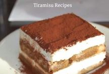 Tiramisu Recipes