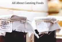 All About Canning Food