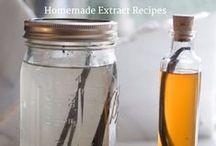 Homemade Extract Recipes