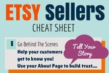 Etsy Marketing / How To Be Successful On Etsy. Do you have an Etsy store? Do you want to sell more of your products, but just don't know how? Find out how to succeed in turning your Etsy store into a solid business.